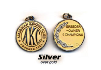 AKC Bred by Exhibitor Medallion, basset hounds | Woebgon Bassets